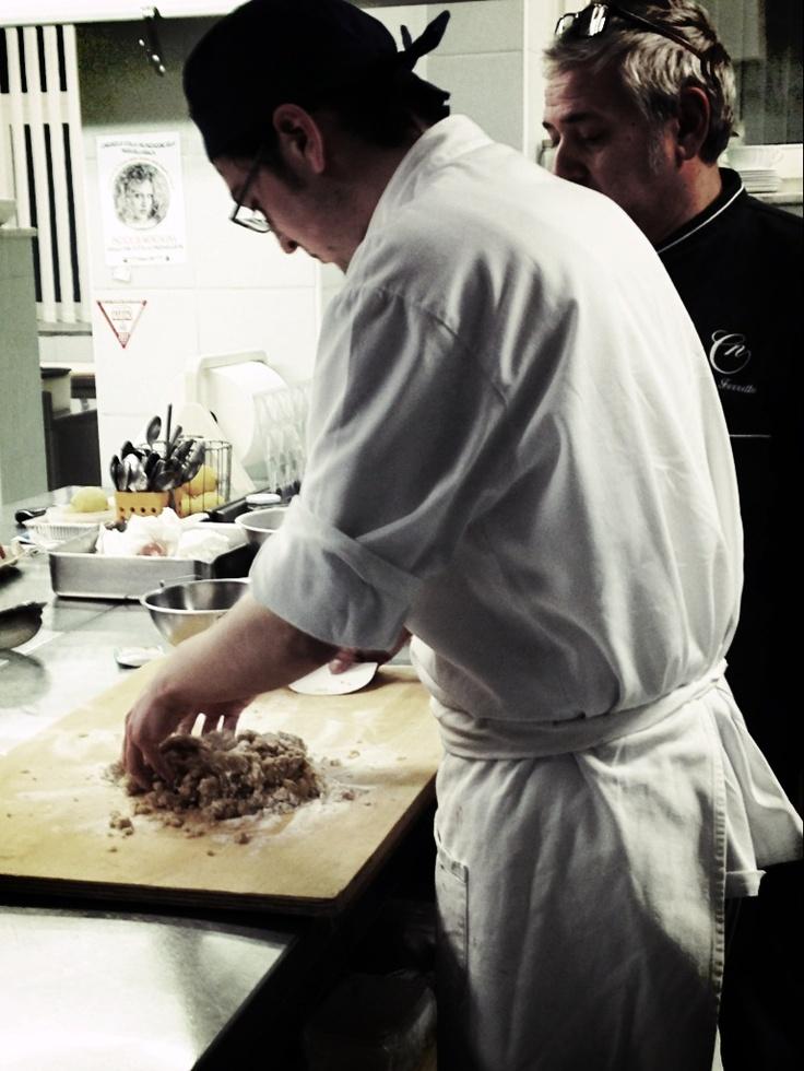 La pasta dei turcett