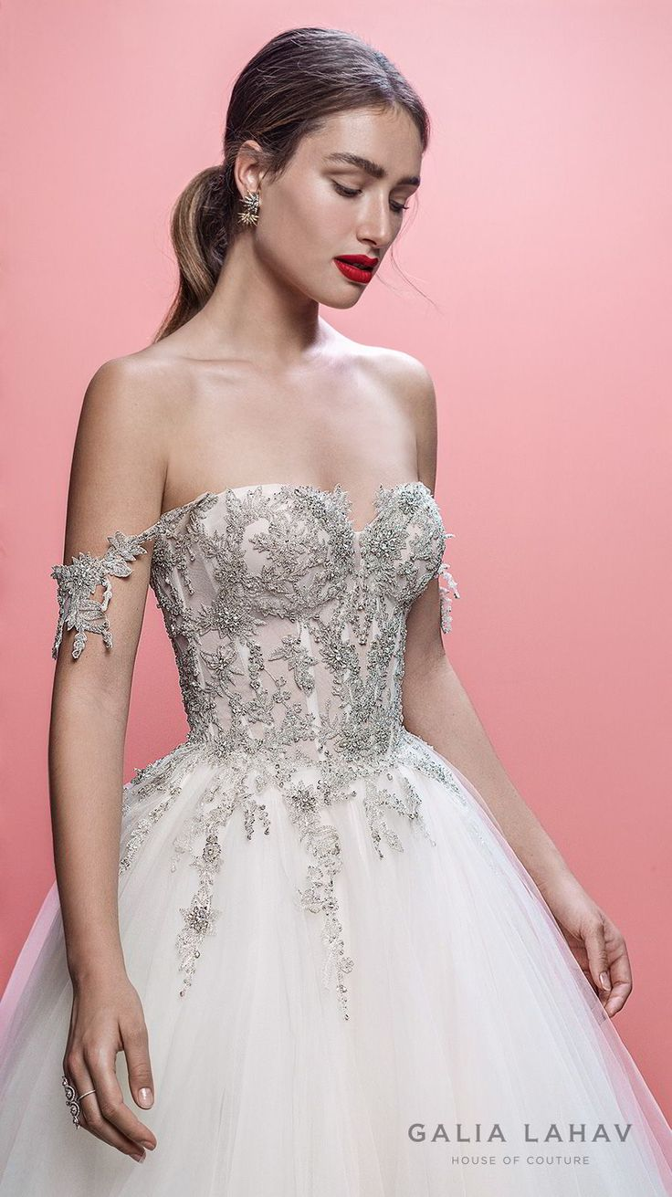 884 best Wedding dresses and rings images on Pinterest | Ball gowns ...