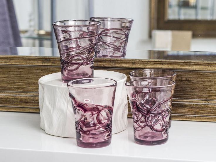Set de vasos.