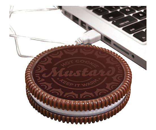 Scaldatazza USB Hot Cookie, d 10 cm