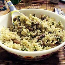 Arroz con Champiñones @ allrecipes.com.mx