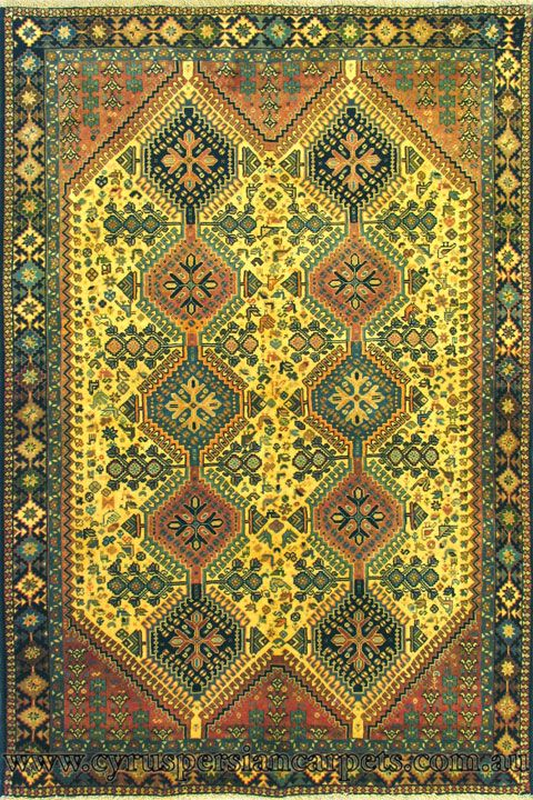 Yalameh Geometric Hand Knotted Wool Rug Cyrus Persian Rugs And Carpets Modern Made Australia S Largest Online