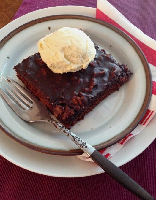 Undercover Caterer :: Texas Cake