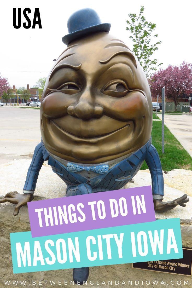 WordPress.com   Mason city, Mason city iowa, Midwest travel