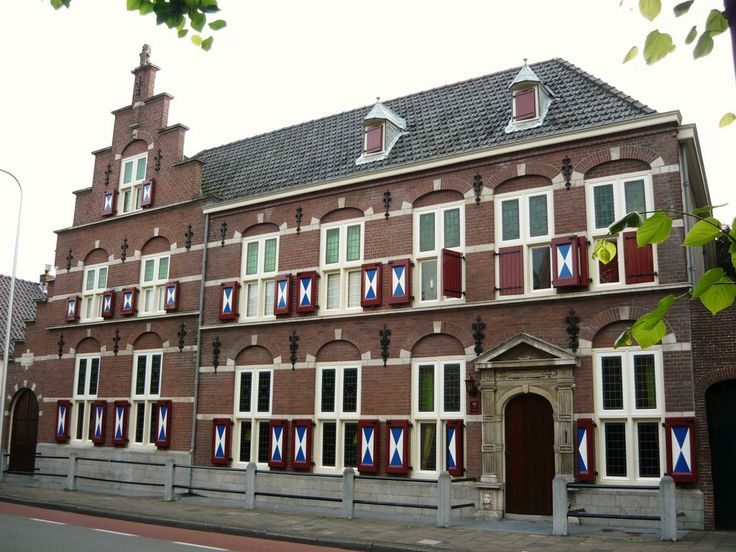 Old town hall, Katwijk aan den Rijn