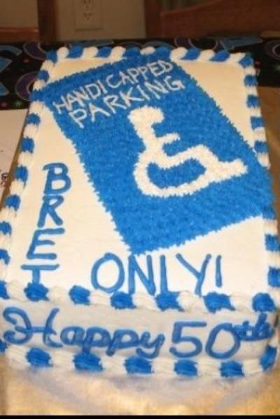 Images Of Birthday Cakes For Brother In Law : 17 Best images about 50th birthday! on Pinterest 40th ...