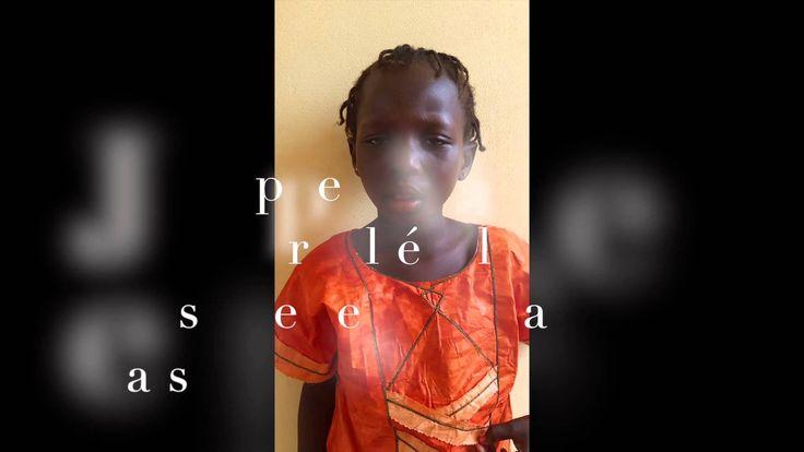 """""""Je veux devenir Basketteuse, je veux devenir communicatrice , je veux devenir avocat """" Voir cette video de """"Paroles de filles en Afrique: Filles d'aujourd'h..."""