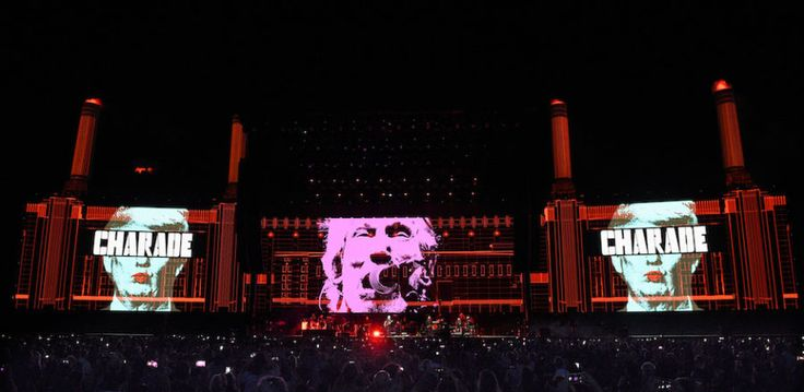 "Roger Waters kicked off his ""Us and Them"" tour last night in Kansas City, Missouri, and at least a few fans were not happy with the legendary Pink Floyd artist for including anti-Trump ..."