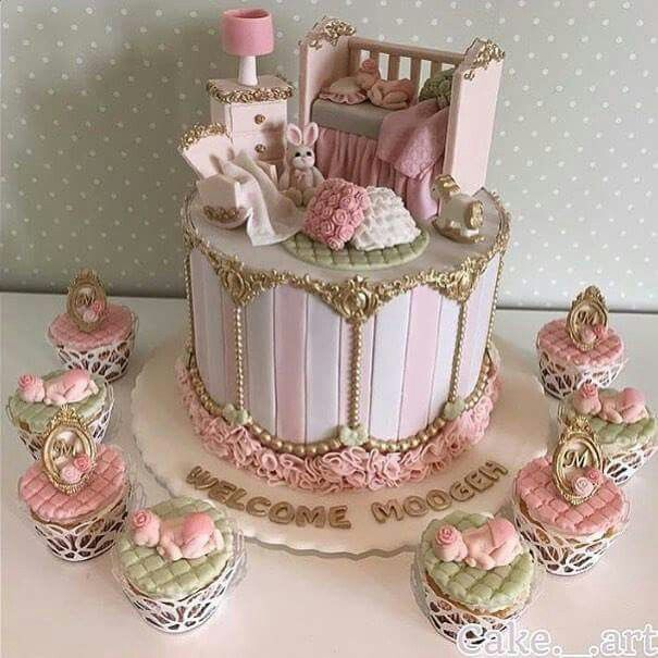 cakes pink tops cute cakes baby shower cakes amazing cakes pink