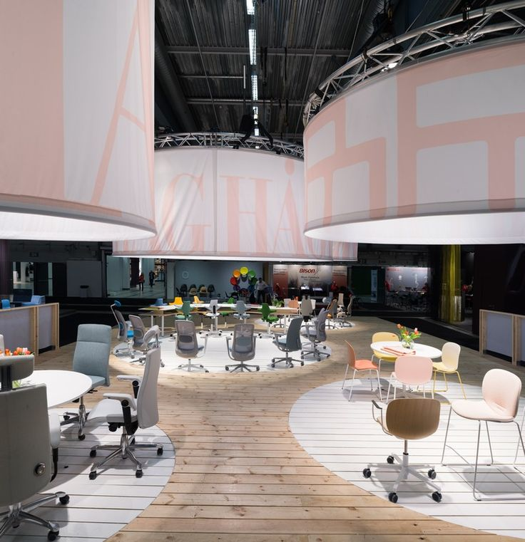 The stage is ours! - Stockholm Furniture Fair 2017 #design #event #InspireGreatWork #Scandinavia