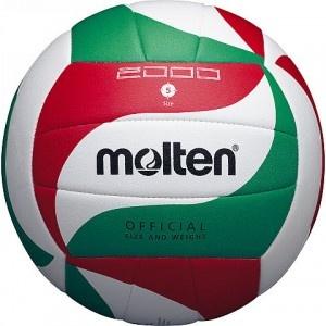 Piłka siatkowa Molten V5M2000 – bardzo lekka i wytrzymała piłka siatkowa firmy Molten. $16