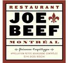 Joe Beef - Montreal