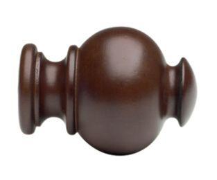 1-3/8″ Button Ball Finial – Wooden Traits® Classics – Ornamental {Hardware}…