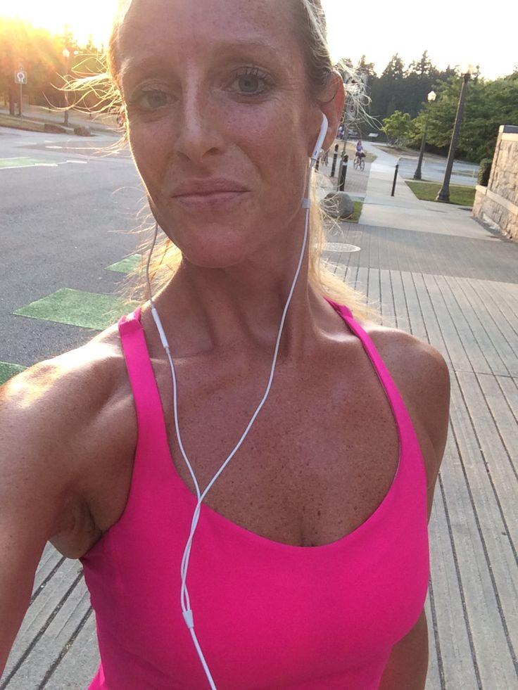 I run! I love! I shine!