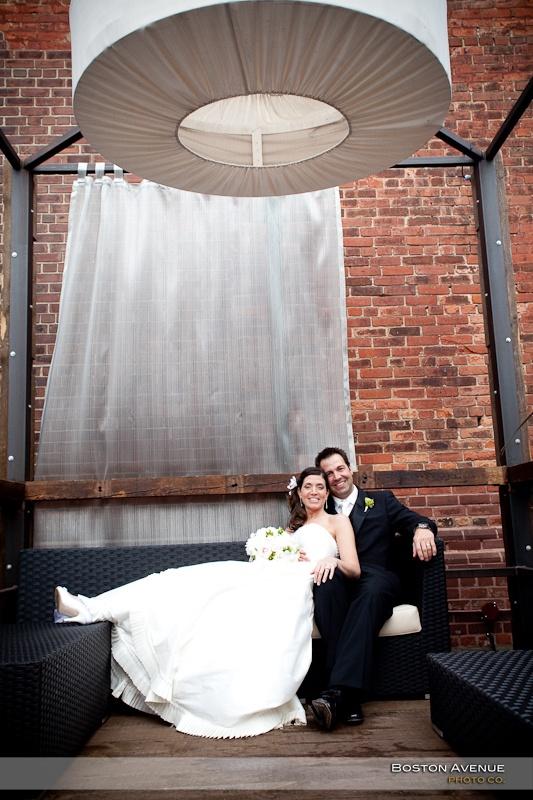 Boiler House wedding in Distillery