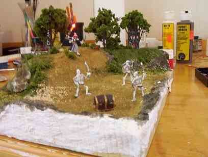 The 28 Best Crafts Dioramas Images On Pinterest Diorama