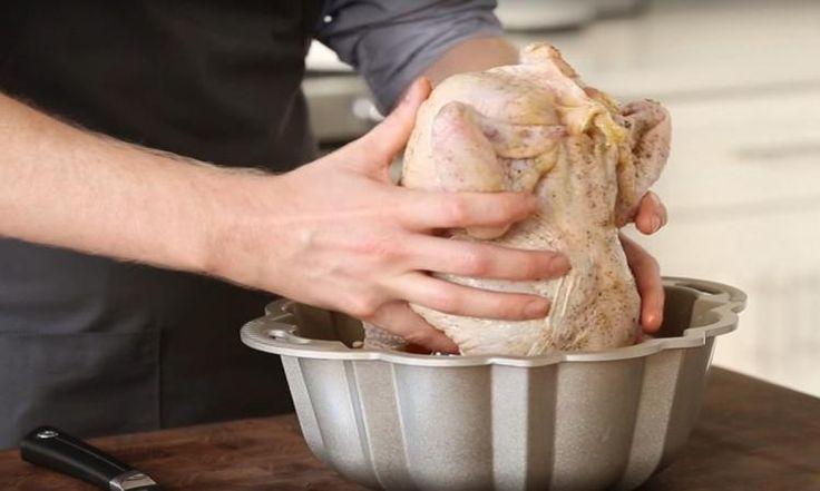 Cette méthode pour cuire le poulet changera votre façon de faire à JAMAIS