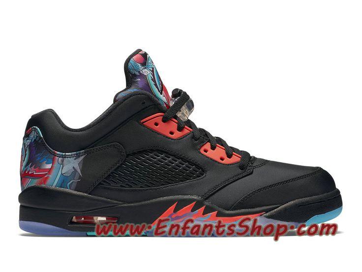 Air Jordan 5 Retro Low Chaussures Jordan Officiel Pas Cher Pour Homme  Chinese New Year 840475
