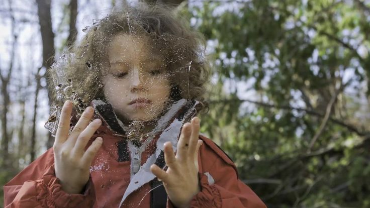 A new photography book documents the homeschooling community in Woodstock, New York, where nature is a priority.