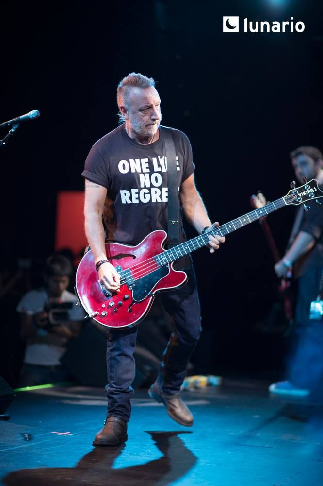 Peter Hook and The Light | 30 de septiembre de 2013