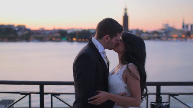Magical Wedding Video in the summer in Stockholm, Sweden - Filmed by Noofoo Media - www.noofoo.com/wedding #wedding #video #photography #marriage #photo #summer #magic #sweden #stockholm