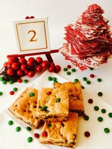 A fast and delicious Christmas snack!