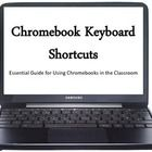 Chromebooks Keyboard Shortcuts - Essential guide for using Chromebooks in the classroom. If your school is using Google Chromebooks in the classroo...