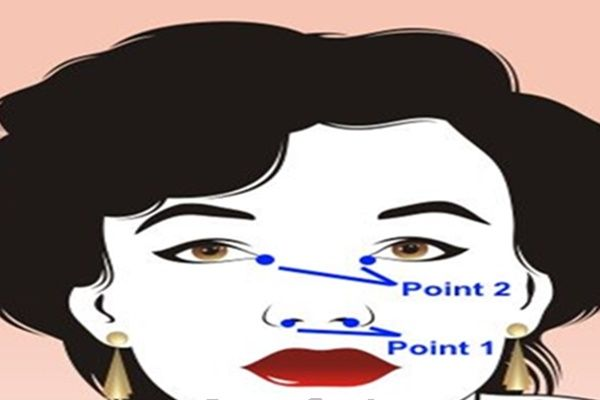 Bajt jelez a féloldali orrdugulás