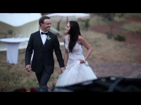 Trouvideo: AB en Danielle de Villiers Quake Portfolios Cinematic Wedding Films