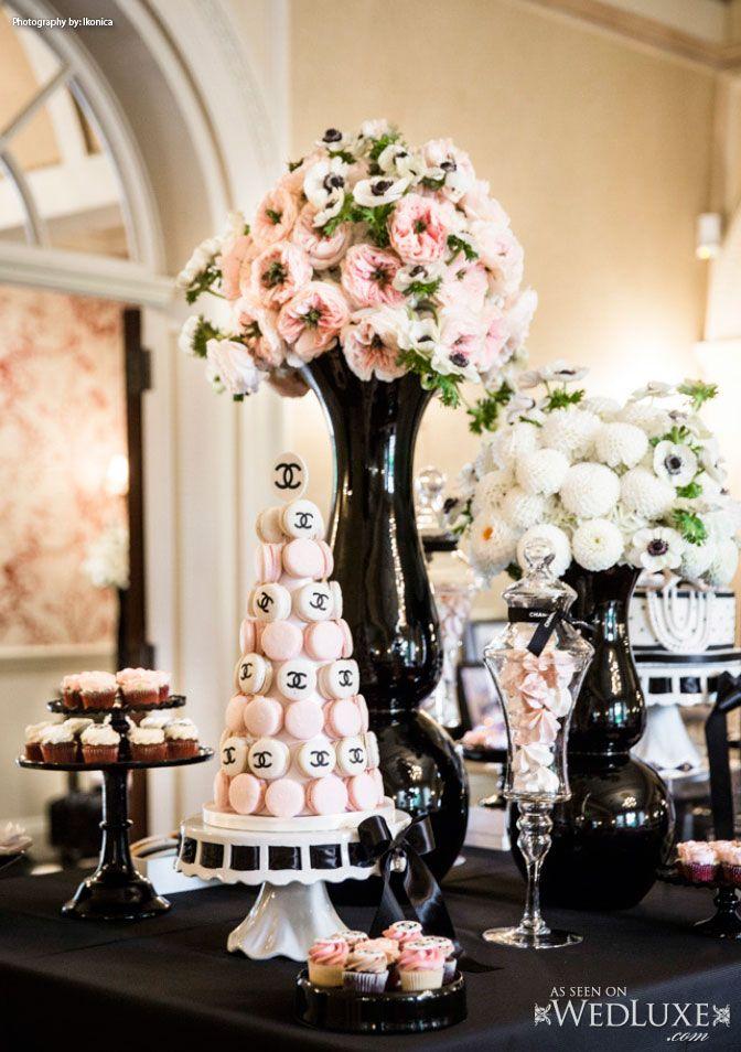Best 20 coco chanel cake ideas on pinterest chanel - Boutique de decoration paris ...