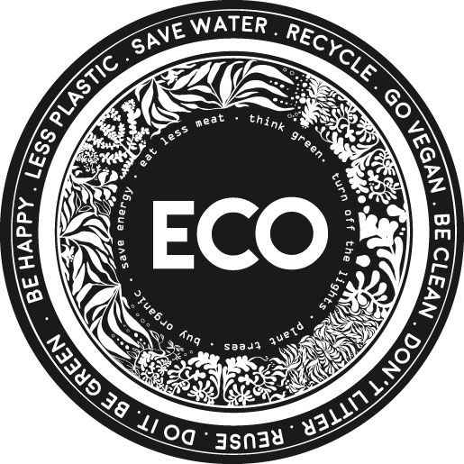Eco - Logo - Illustreco