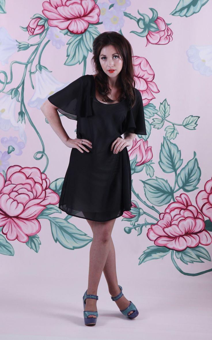 Harriett Falvey - Essential Dress - Navy