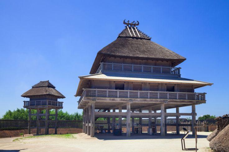 吉野ヶ里遺跡 Yoshinogari Ruins