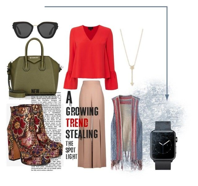 Clothes cant lie. Period. by amandalowenborg on Polyvore featuring polyvore, fashion, style, Intermix, Cushnie Et Ochs, Shellys, Givenchy, EF Collection, Prada and clothing