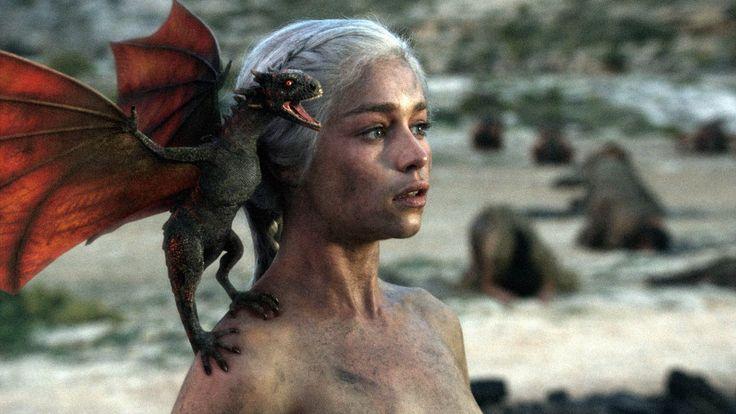 """I am Daenerys Stormborn, of house Targaryen, of the blood of Old Valyria. I am the dragon's daughter."" ~ Daenerys Targaryen"