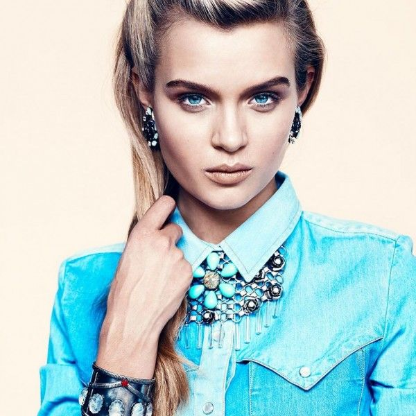 Women's Jewelry in Dannijo Spring-Summer 2013 Campaign (15)