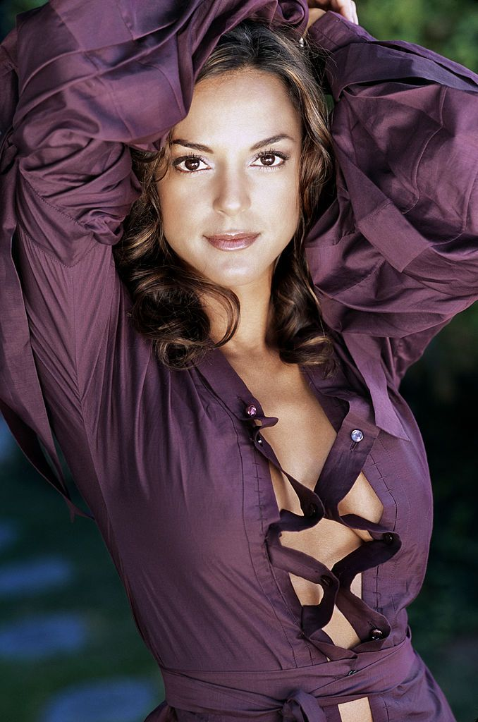 Eva LaRue Nude Photos 63