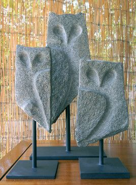 Stone Sculpture - eclectic - artwork - san diego - Elemental Artifacts