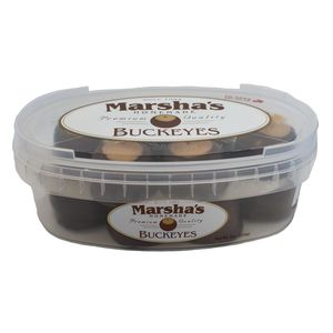 Food Gifts from the 50 States | Ohio - Marsha's Homemade Buckeyes - MyRecipes.com