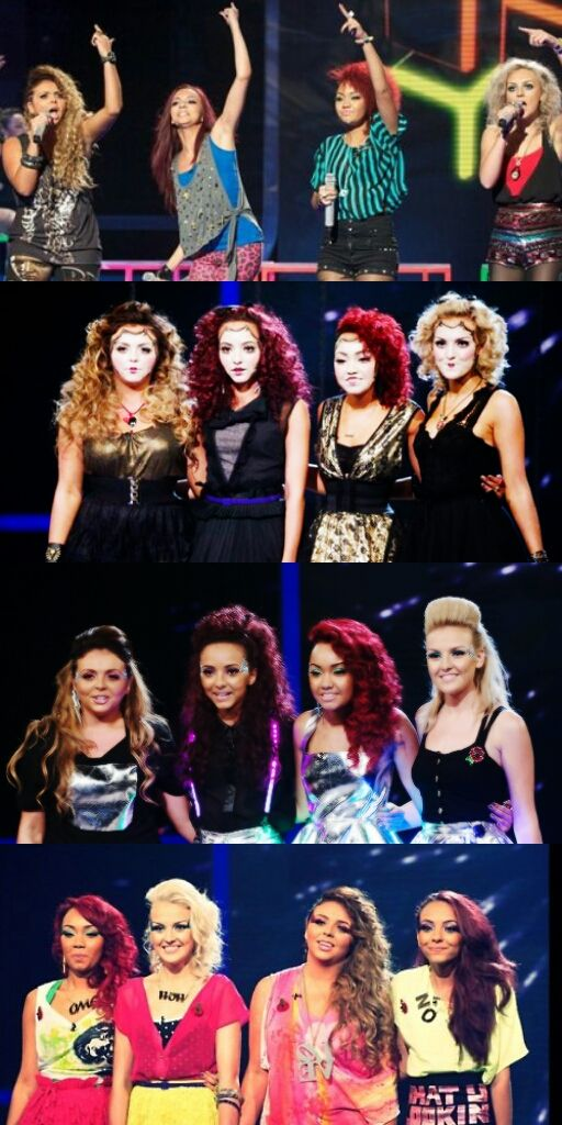 Little Mix Winners Factor cause they were winners from the beggining