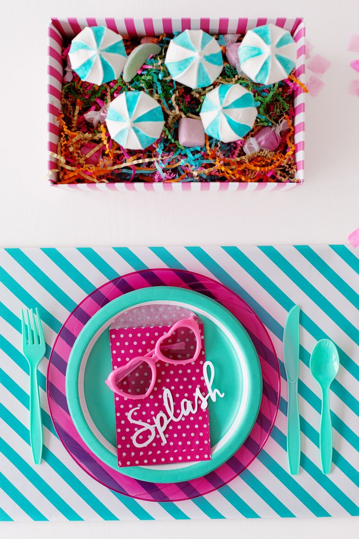 Splash! So many cute Spritz Party items in this video! @LeesayBeesay @sosari