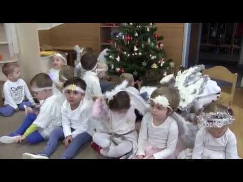 Vánoční klip 2014 z MŠ Slušovice - YouTube