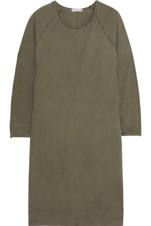 There are a lot of sweatshirt dresses in the high end of the market, like this James Perse beauty. Again, expensive/sold out in large.