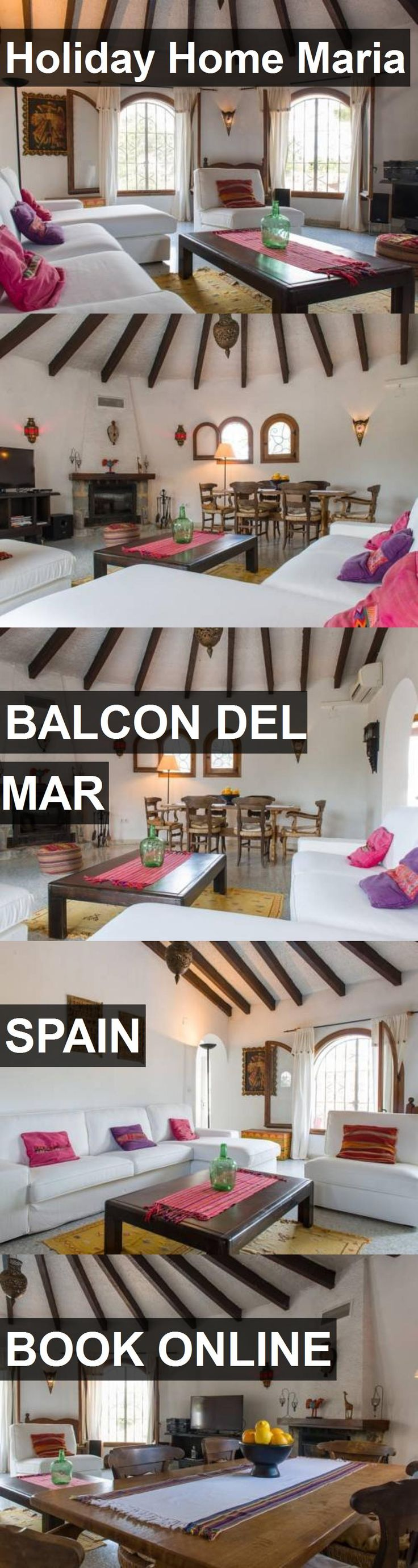 Hotel Holiday Home Maria in Balcon del Mar, Spain. For more information, photos, reviews and best prices please follow the link. #Spain #BalcondelMar #hotel #travel #vacation