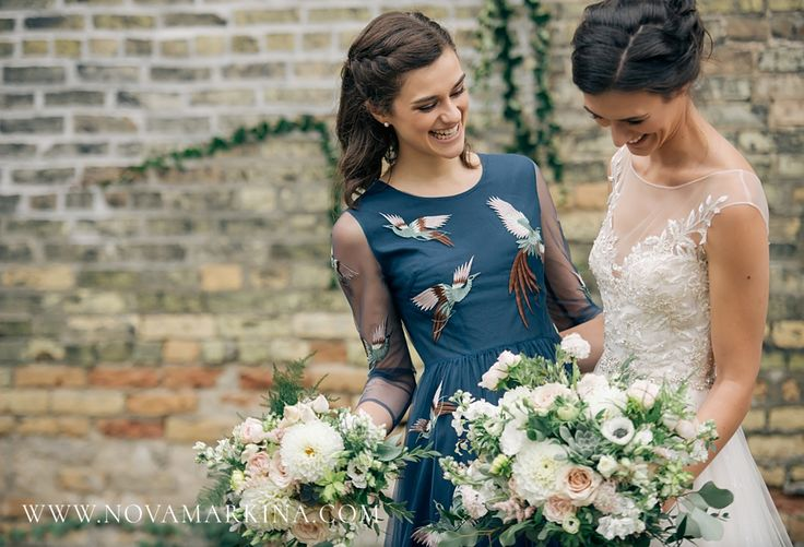 Genuine Smiles || Perfect Wedding Day || NovaMarkina Photography || See more of this London Club Wedding here: http://www.novamarkina.com/blog/london-club-wedding-photography