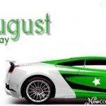 Happy Independence Day Pakistani Flag FB Cover For Boys