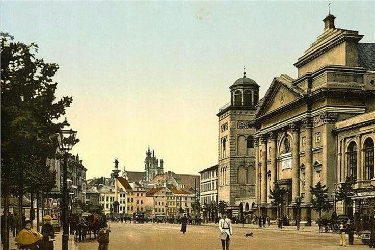Kościół św Anny Warszawa