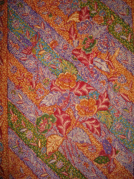 batik sensation1 ( from Lasem, Indonesia )