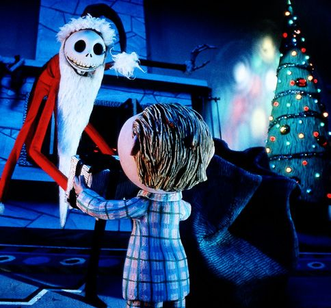 Top 20 Weihnachtsfilme: Nightmare before Christmas
