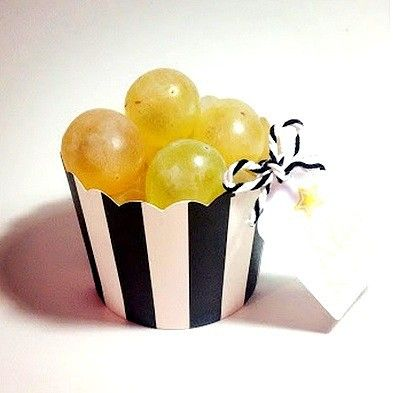 New Year's Eve grapes